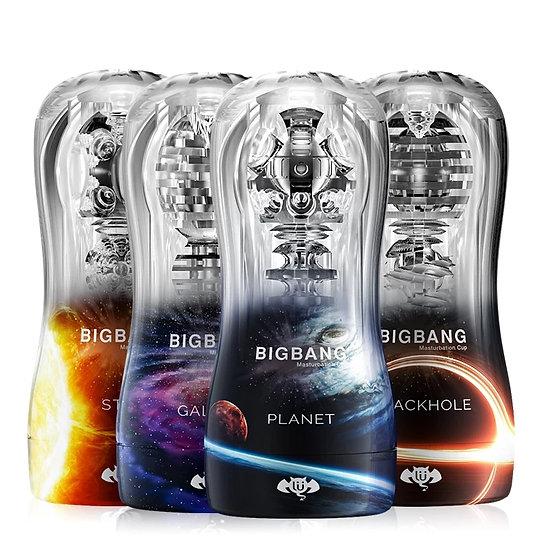 Kissen Big Bang - Mastruberingsbokser