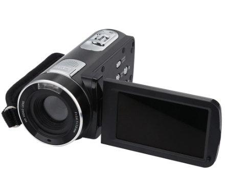 CARPRIE 1080P Full HD videokamera med natt-opptaks modus