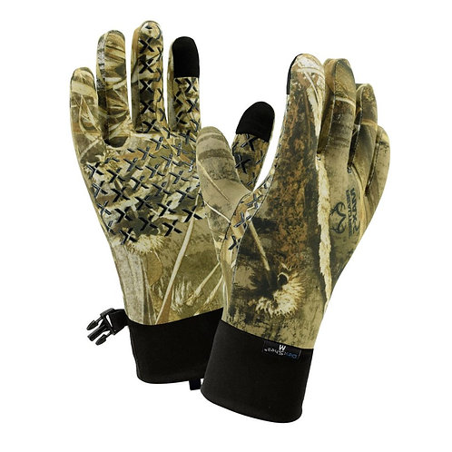 Dexshell Stretchfit Gloves WP Realtree Max-5