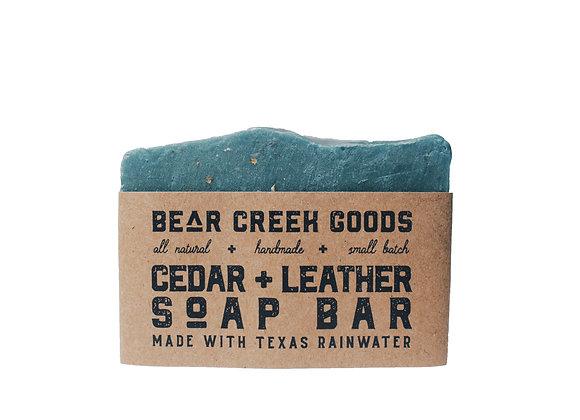 Cedar & Leather