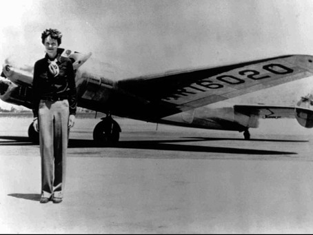 The Legacy of Amelia Earhart