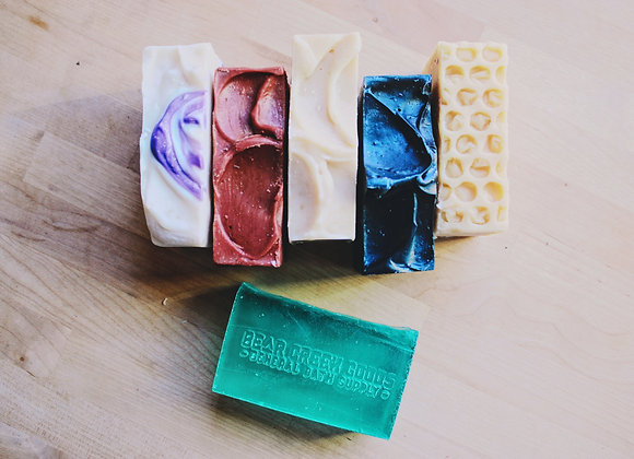 Soap of the Month -  6 Bars
