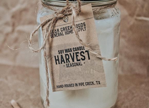 Harvest Candle 16 oz Jar
