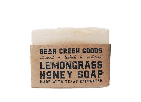 Lemongrass Honey
