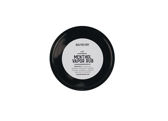 Menthol Vapor Rub - Limited Release