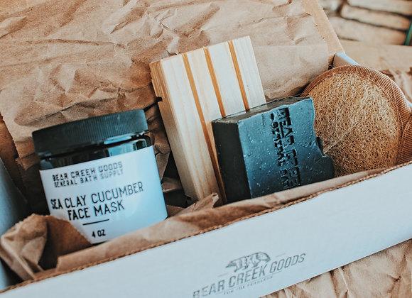 Bear Creek Face Care Box