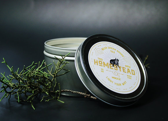Homestead Soy Candle