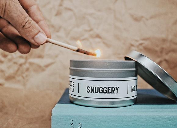 Snuggery Candle 8 oz Tin