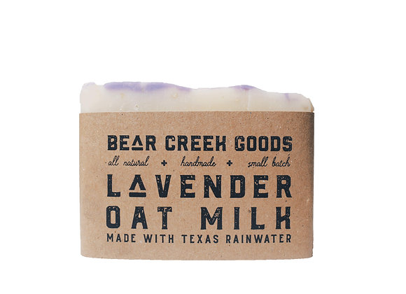 Lavender Oat Milk