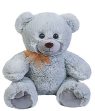 Медведь Мишутка, 33 см. дымчатый.jpg
