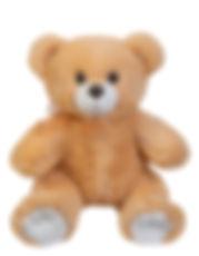 Медведь Мишутка, 33 см. кофейный.jpg