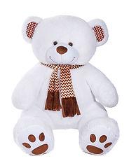 Медведь Макс, 130 см. Белый.jpg