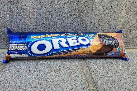 Oreo Peanutbutter and Chocolate