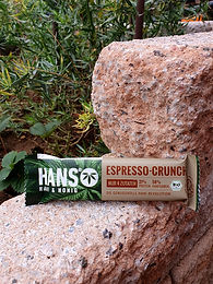 Hans Espresso-Crunch Riegel