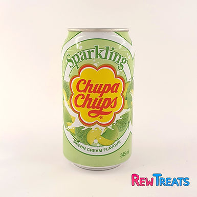 Chupa Chups Sparkling Melon Cream
