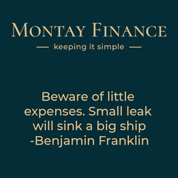 Financial advice at Montay finance