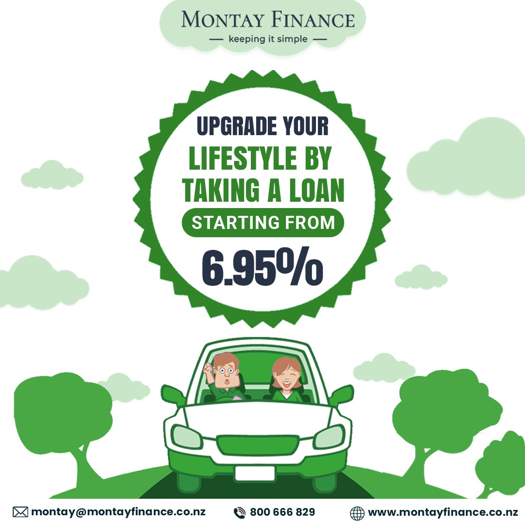 Montay Finance Vehicle loan low interest