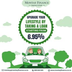 Montay Finance Vehicle loan low interest