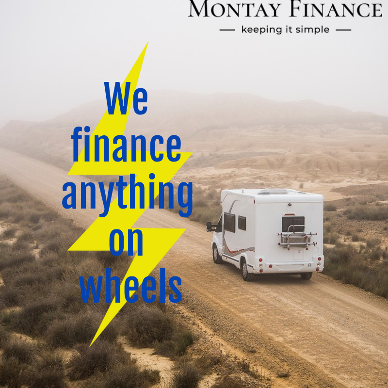 Easy finance at Montay finance