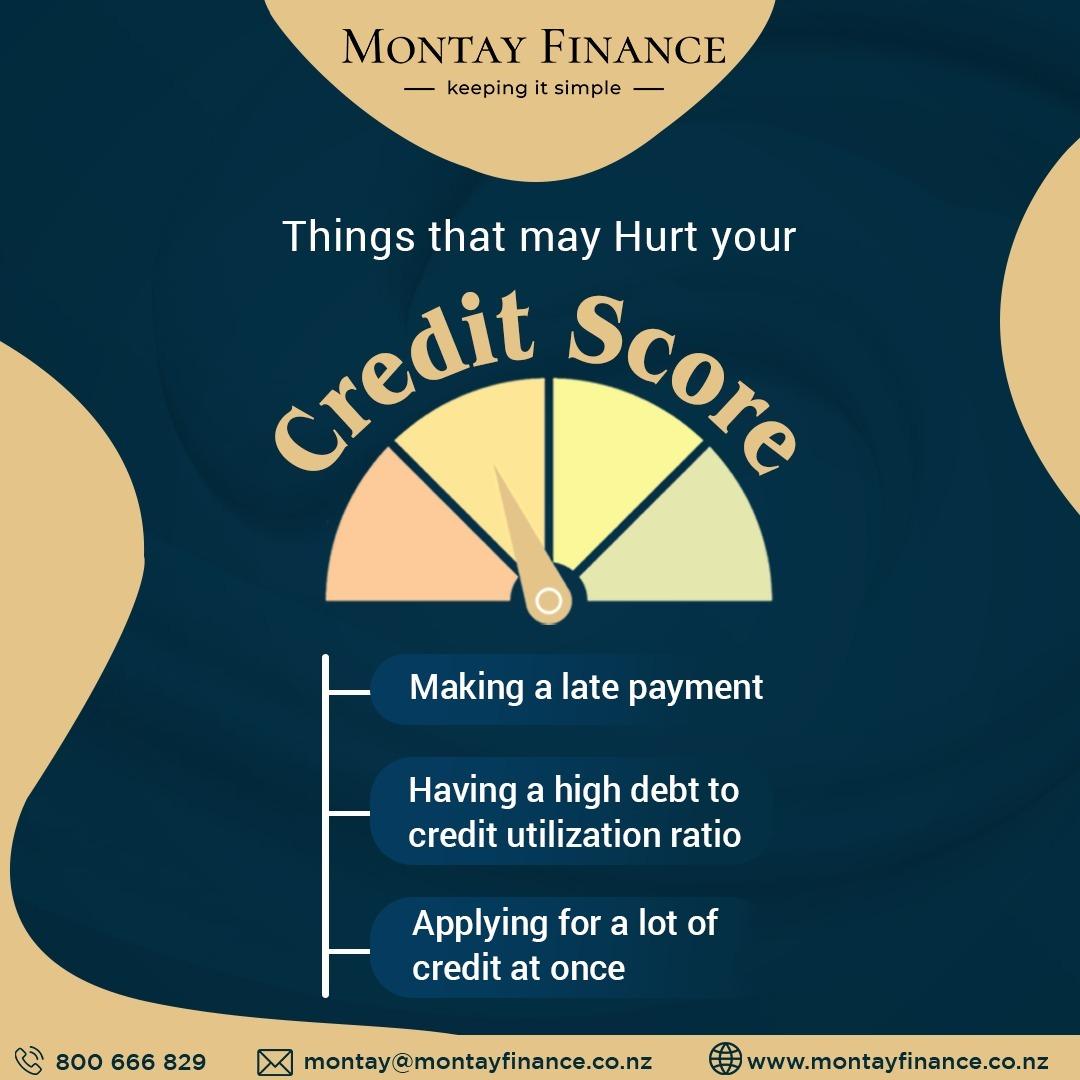 Credit Score Montay Finance