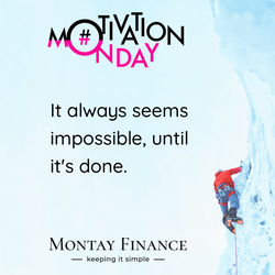 Success with Montay finance