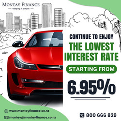 Montay Finance Low interest rates on car