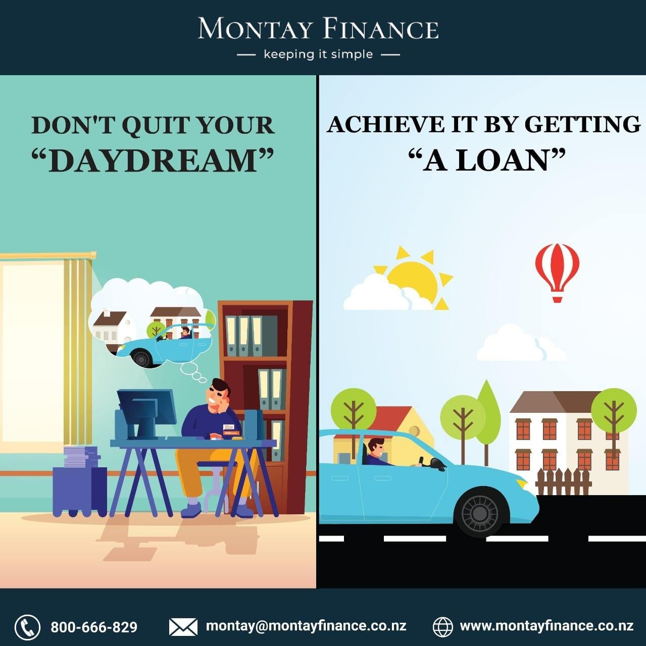 Montay Finance car finance
