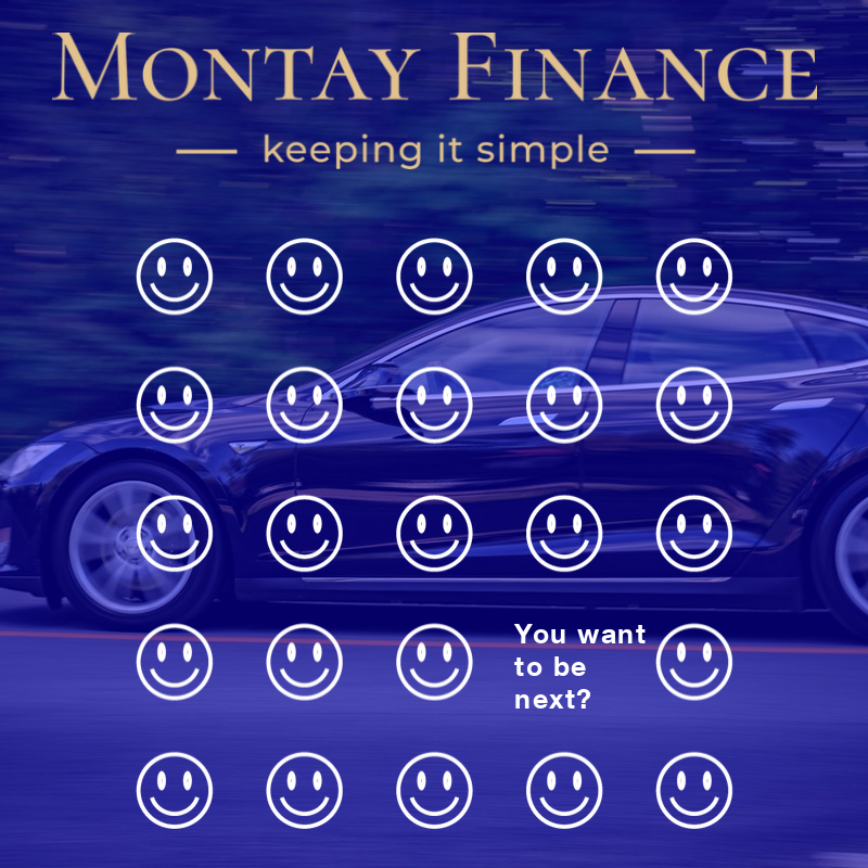 Car finance at Montay finance