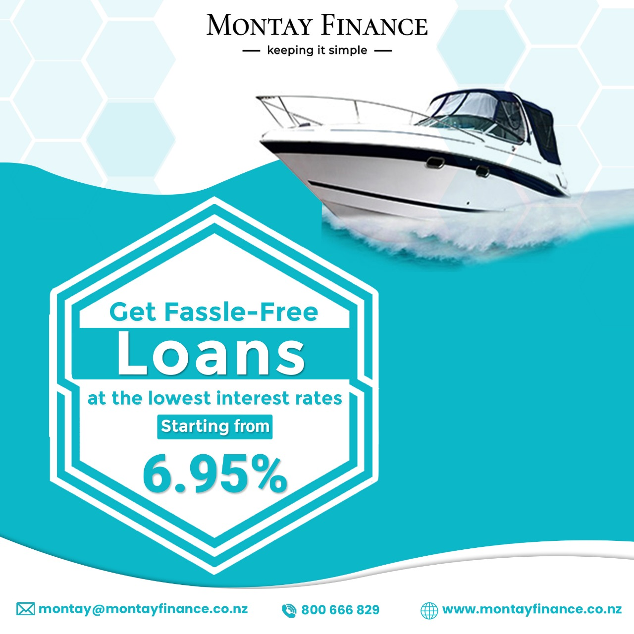Montay Finance Boats finance