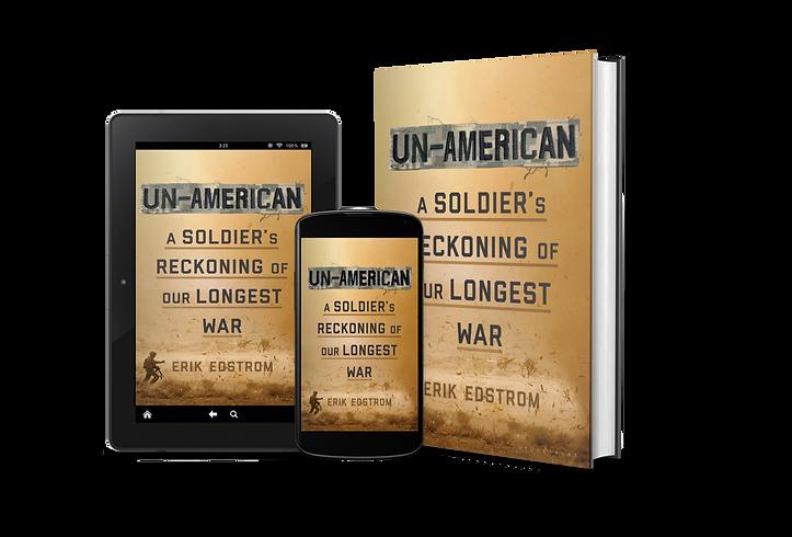 UN-AMERICAN cover