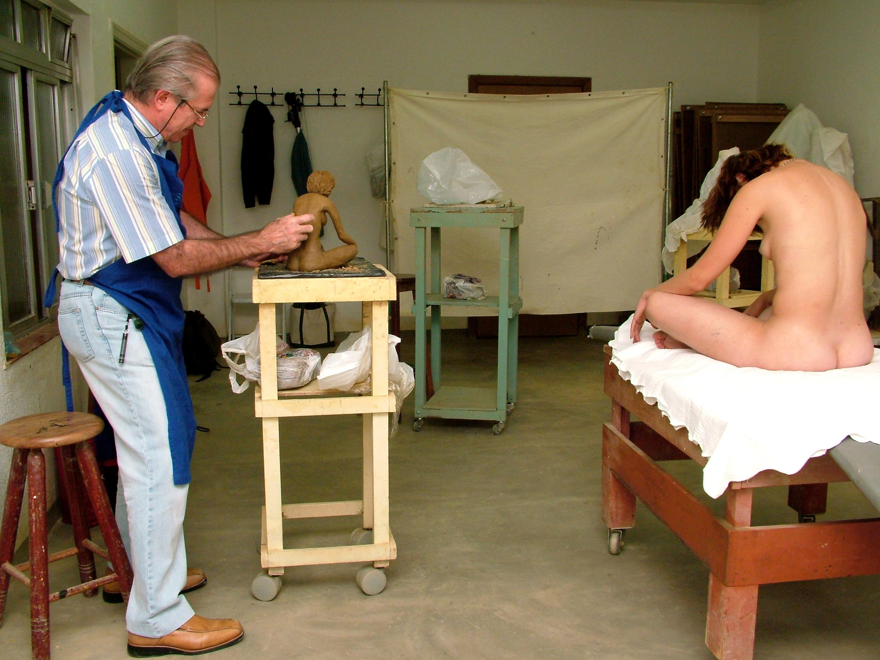 Escultura e Modelagem de corpo