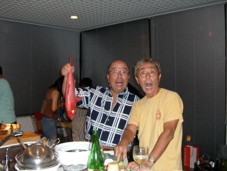 田村隆さん。