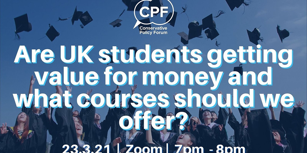 Are UK students getting value for money and what courses should we offer?