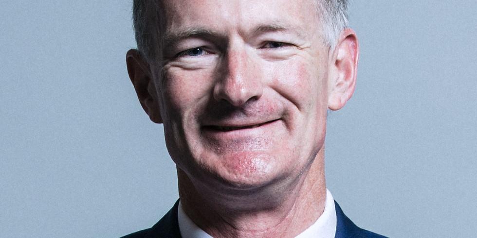 Q&A with John Penrose MP - CPF Chairman