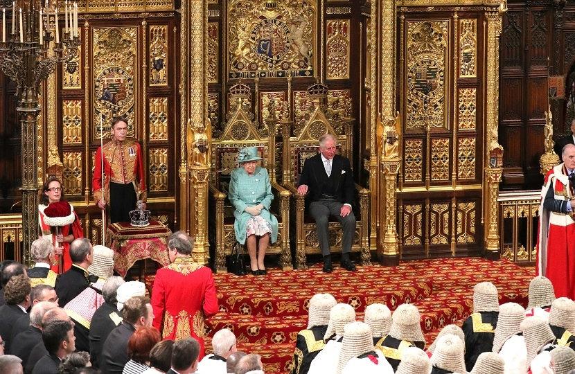 The Queens Speech