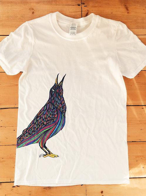 Then Up Bird T-shirt