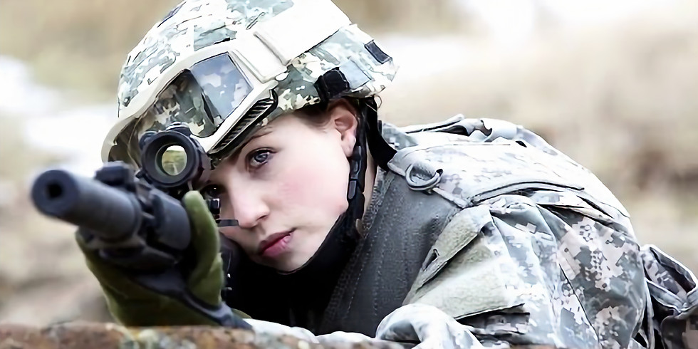 Should the UK follow US and include women in any military draft?