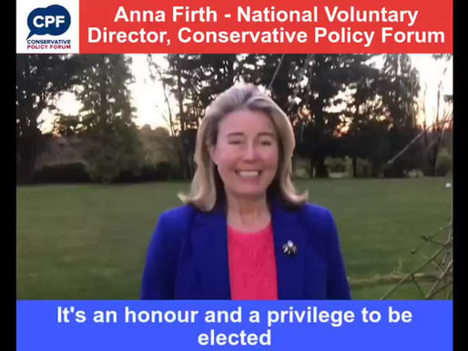 Anna Firth is elected as new Voluntary Director