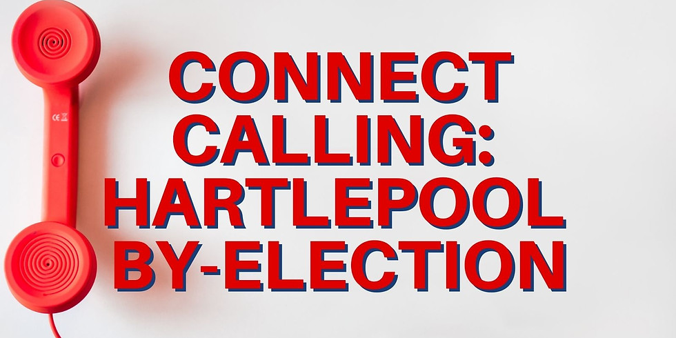 Mega Telephone Canvassing for Jill Mortimer! Hartlepool by-election