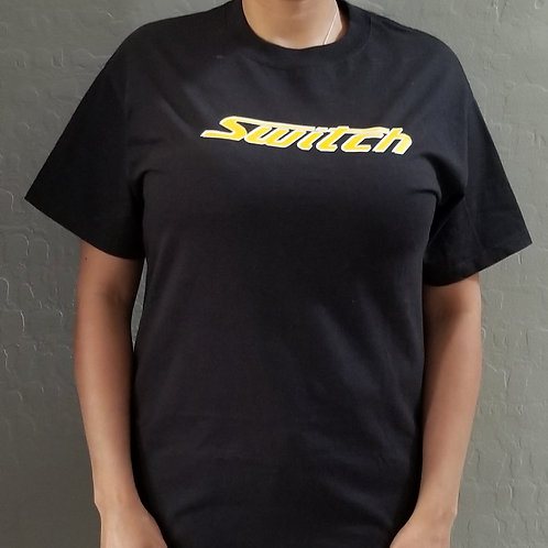 THE SWITCH TEE - Black #2