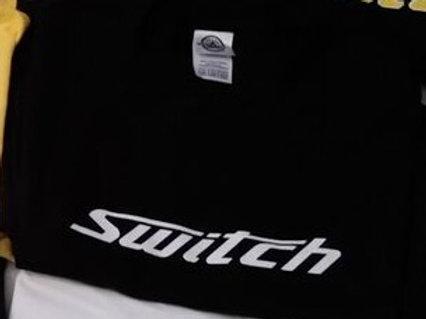 THE SWITCH TEE -  Black #1