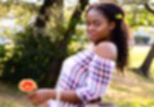 The founder of the Deborah Obi foundation