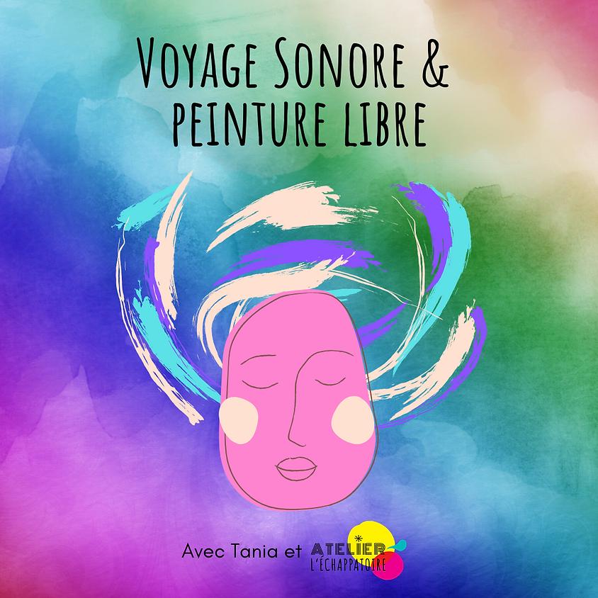 Atelier Voyage Sonore & Peinture Libre