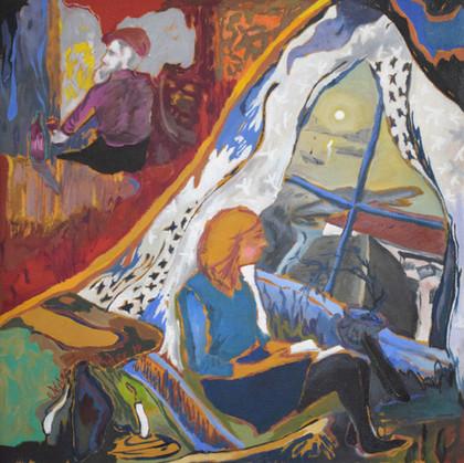 'Eveline' (after Joyce), 2020