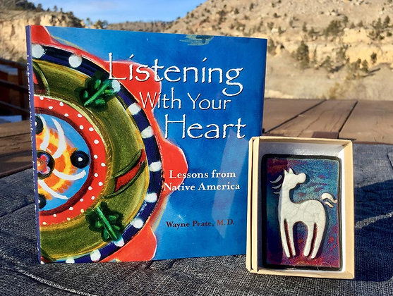 Listening With Your Heart Gift Package