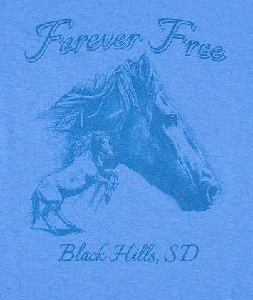 Forever Free Long Sleeve Womens T-Shirt