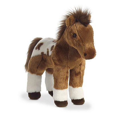 Dakota Plush Horse