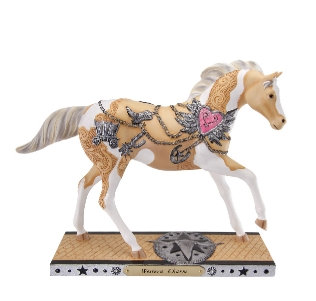 Western Charm Painted Pony