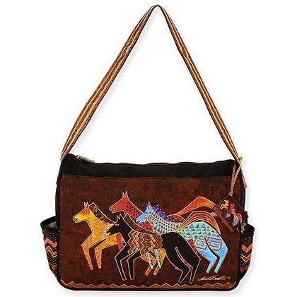 Native Horses Medium Tote #1 LB5273