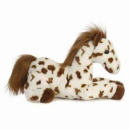 Scout Plush Horse